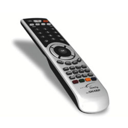 TELECOMMANDE TV UNIVERSAL FAMILY SHARP